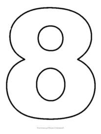 8 prazna