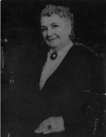 Теодора Арсеновић на дан свог јубилеја, 50 година рада у Народном позоришту